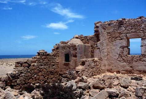 ruines house forno