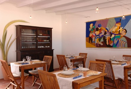 interior restaurant spinguera
