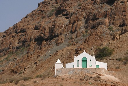 church povacao velha boavista