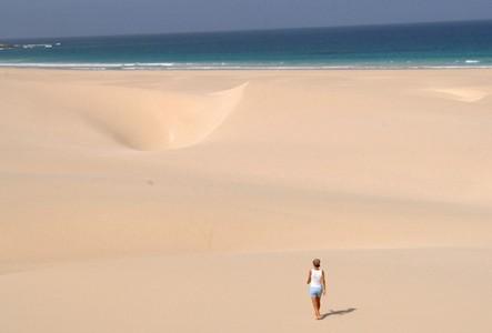 dunes boavista dune bianche