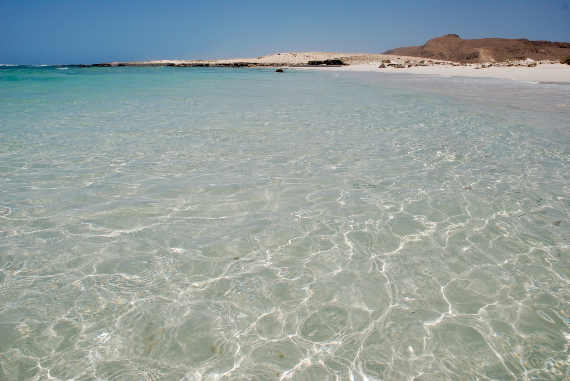 Spinguera Boavista Capo Verde